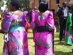Weddings at Namirembe Cathedral 2